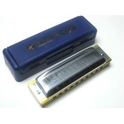 Harmonica Hohner Blues Harp MS - differents versions majeur