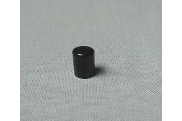 bass button black with slot hole for Weltmeister-accordions