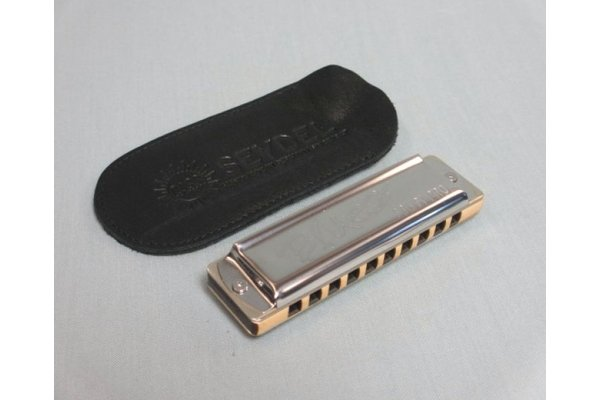 harmonica Seydel Blues Solist C