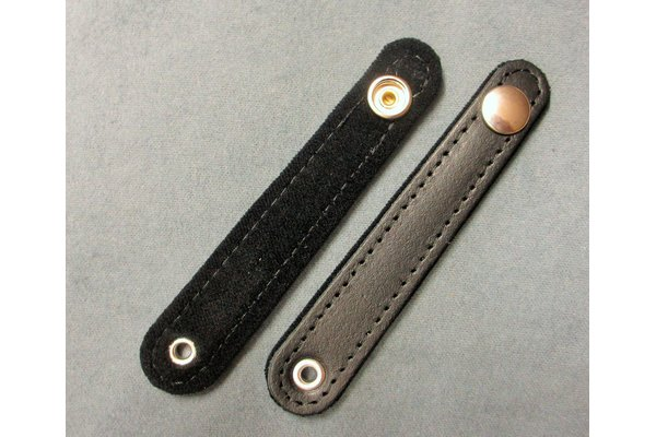 bellow strap SLM900 black - 100 mm
