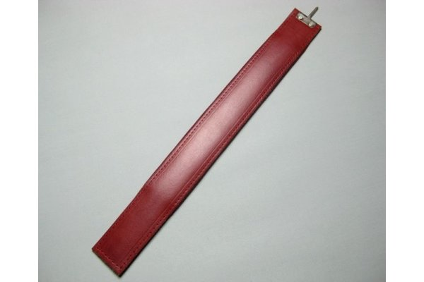 bass strap w. spindle 72 bass - SLM102/S wine red 5.5 cm