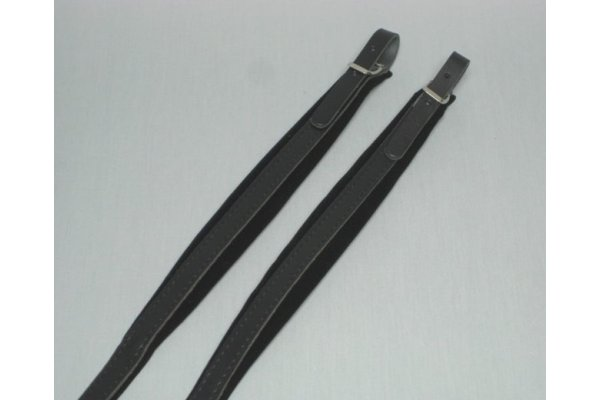 accordion shoulder strap 48 Bass - IT333 leather padding