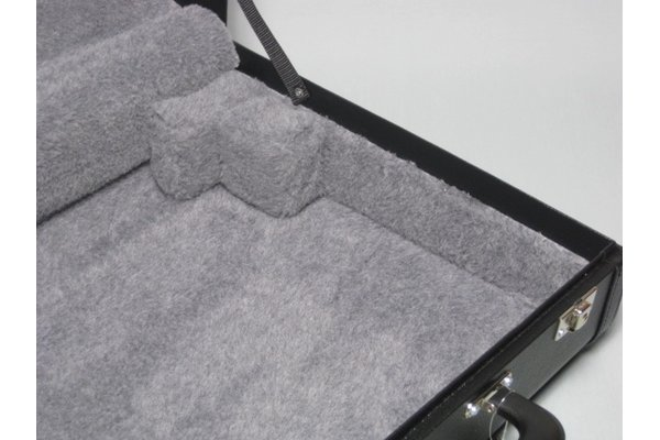 case for accordion 72 bass - TECH048 with corner padding