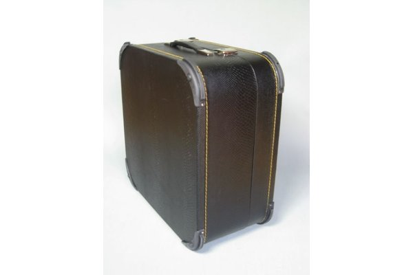 case for accordion 120 bass - MAG120 round corners