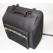 bag for diatonic accordion IT025  3F/4F  black