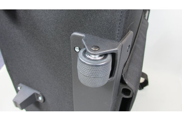 trolley for accordion 48-120 bass  black