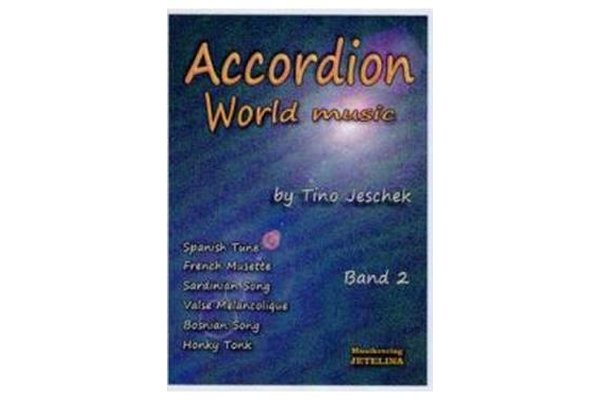 Accordion world music 2