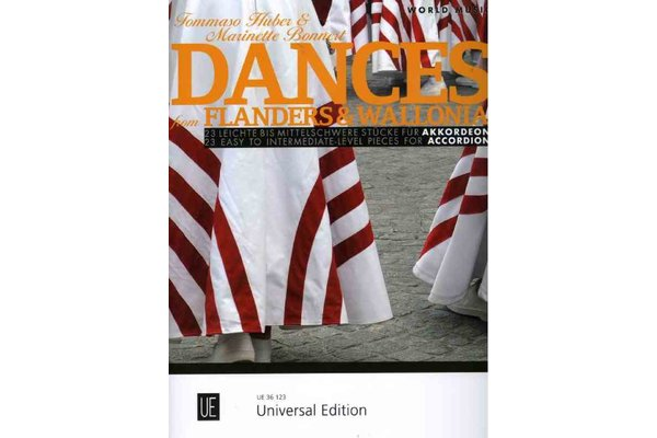 Dances from Flanders + Wallonia