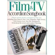 Film + TV accordion songbook