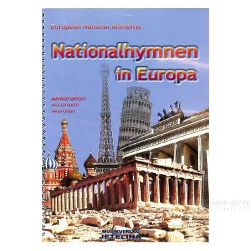 Nationalhymnen Europa