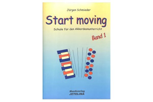 Start moving - Schule 1