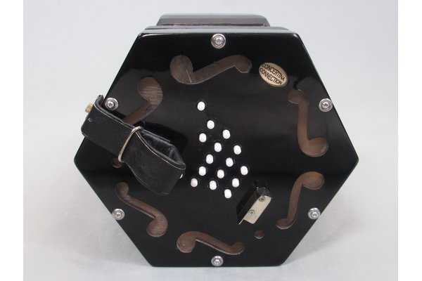 Concertina Connection Mod. Jack Englisch optimiert