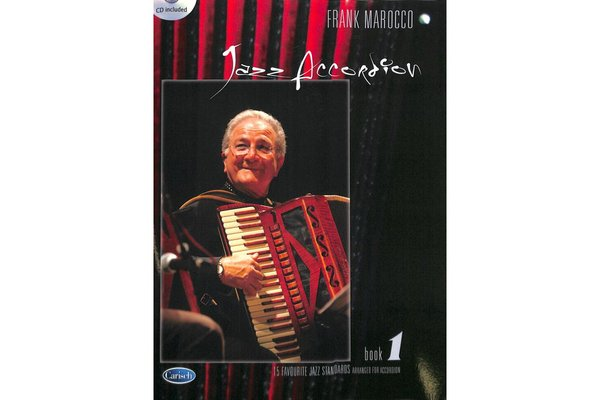 Jazz Accordion 1, Frank Marocco